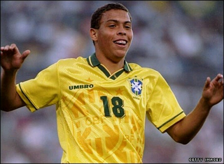 The one and only true Ronaldo