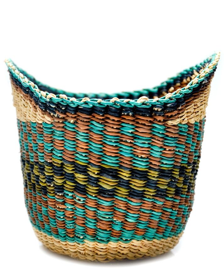 Basket Weaving Ghana : Best woven baskets ideas on plant basket