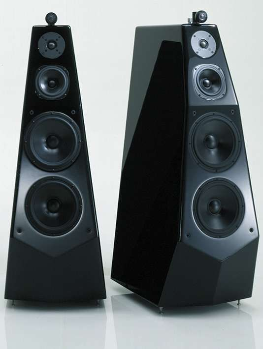 Sony SS-M9 TOTL Phase/Time Accurate Speakers.