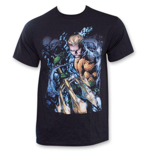 Aquaman Jab T-Shirt