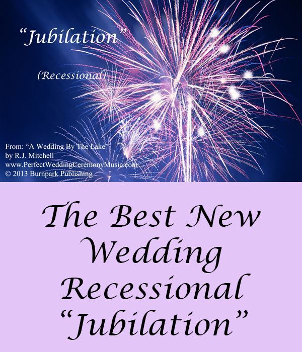 Listen To This Exciting New Wedding Recessional It Is Available On CD Mp3 And Ceremony MusicWedding