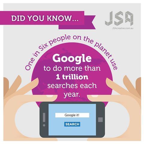 What was the last thing you Googled? Let us know in the comments...