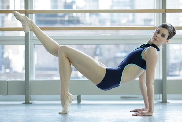 Ballet Beautiful at Home: Abs and Arms Exercises. Get a long, graceful body worthy of the ballet with these exercises from Ballet Beautiful founder Mary Helen Bowers. Jete, plie, and go!
