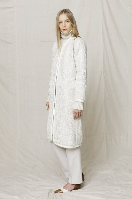 The Row Resort 2013 Lookbook