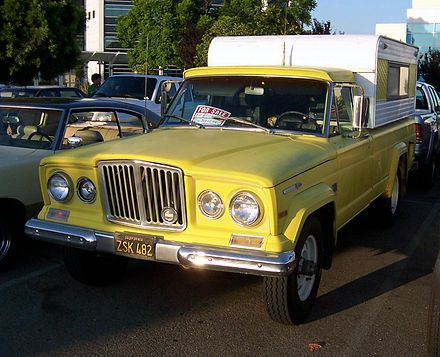 Jeep Gladiator Camper