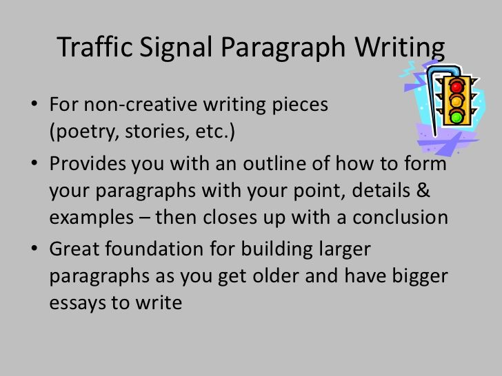 Getting Started With Writing In 7th Grade Paragraph Topic Sentence Older Essay