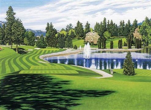 Kelowna Golf & Country Club at 1297 Glenmore Drive, Kelowna, BC V1Y 4P4