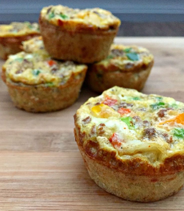 1000+ ideas about Egg White Muffins on Pinterest | Healthy egg ...