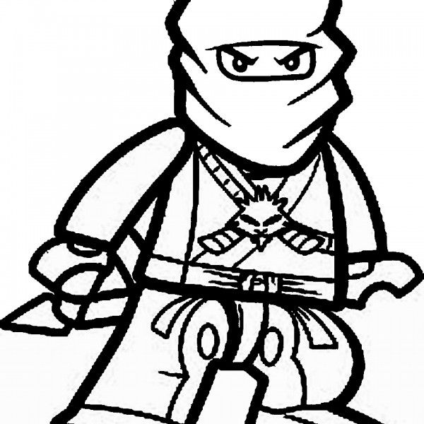 Ninja Warriors Coloring Pages Ninja Warrior Coloring Pages