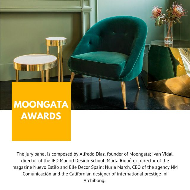 BRABBU at Casa Decor 2017: A Remarkable Guide eBook | interior design, MOONGATA Design Awards, Casa Decor 2017 #interiordesign #homedecor #designinspiration Read more: https://www.brabbu.com/en/news-events/events/brabbu-casa-decor-2017-guide-ebook