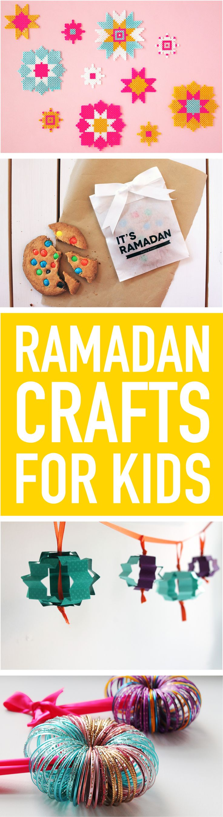 Stumped on how to decorate for Ramadan? Take to these DIY crafts for a modern twist!
