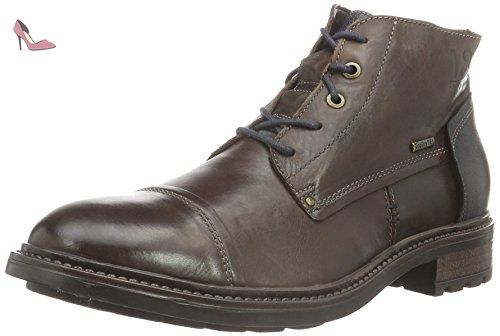 Josef Seibel Willow 12, Derbyhomme, Marron (Moro 330), 45 EU