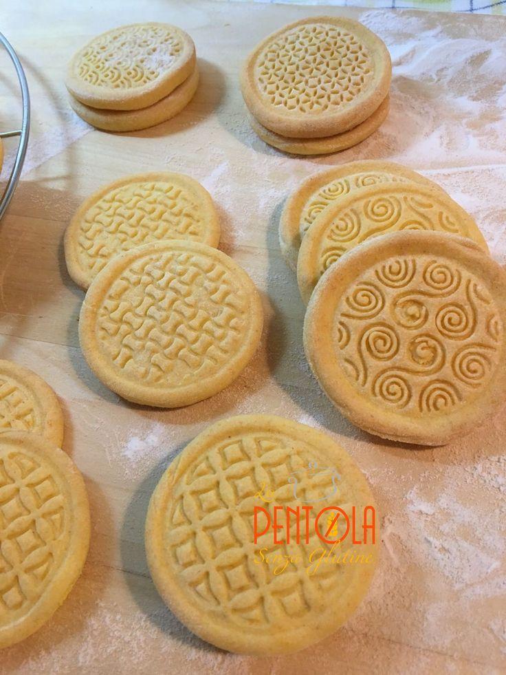 La pentola senza glutine: Miscela biscotti e crostate con farine naturali