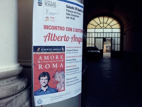 Pompei; Alberto Angela