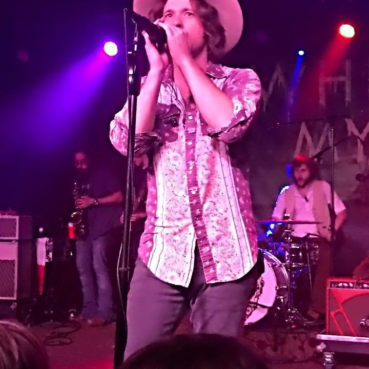 Whiskey Myers, The Grizzly Rose, 3/17/17