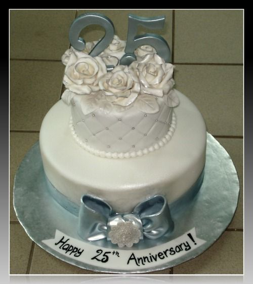25th Wedding Anniversary Cake Ideas: 1000+ Images About Wedding Anniversary Ideas On Pinterest