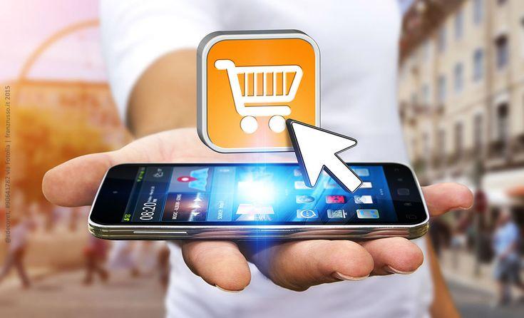 L'#Ecommerce continua a crescere nel nostro paese vale 16,6 mld €. Forte ascesa del #mobilecommerce che vale il 22% sul totale