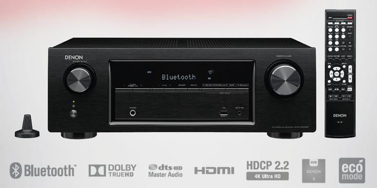 With #Bluetooth, #4K support, and 5 #HDMI inputs, the #Denon AVR-X520BT #AVreceiver is equipped to take care of all your #multimedia needs. #Onsale at Ooberpad:https://www.ooberpad.com/products/denon-avr-x520bt-5-2-channel-wireless-av-receiver #sale #AV #audio #video