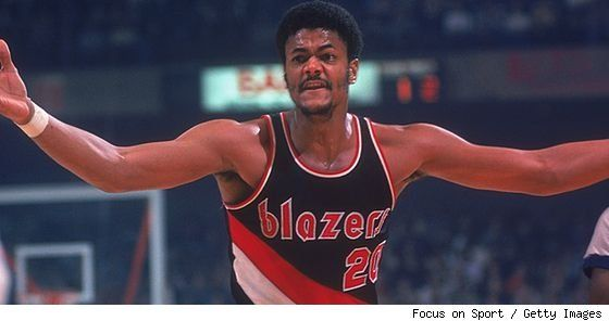 Maurice Lucas - the Enforcer.....ONE of a KIND!