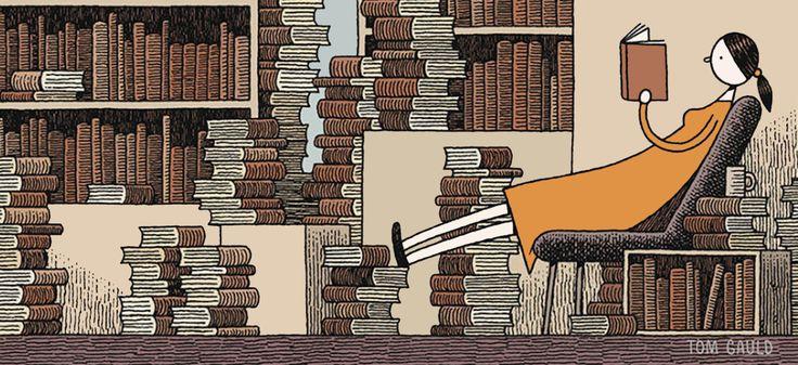 Ніл Ґейман: Чому майбутнє залежить від бібліотек, читання та уяви?