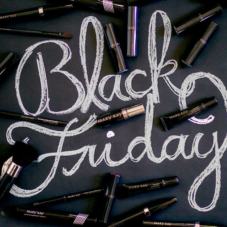 Mary Kay Black Friday Sales! www.marykay.com/kaseyedwards