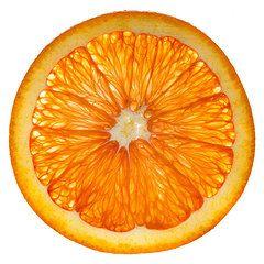 Cara Cara Orange Slice  by Steve Gadomski