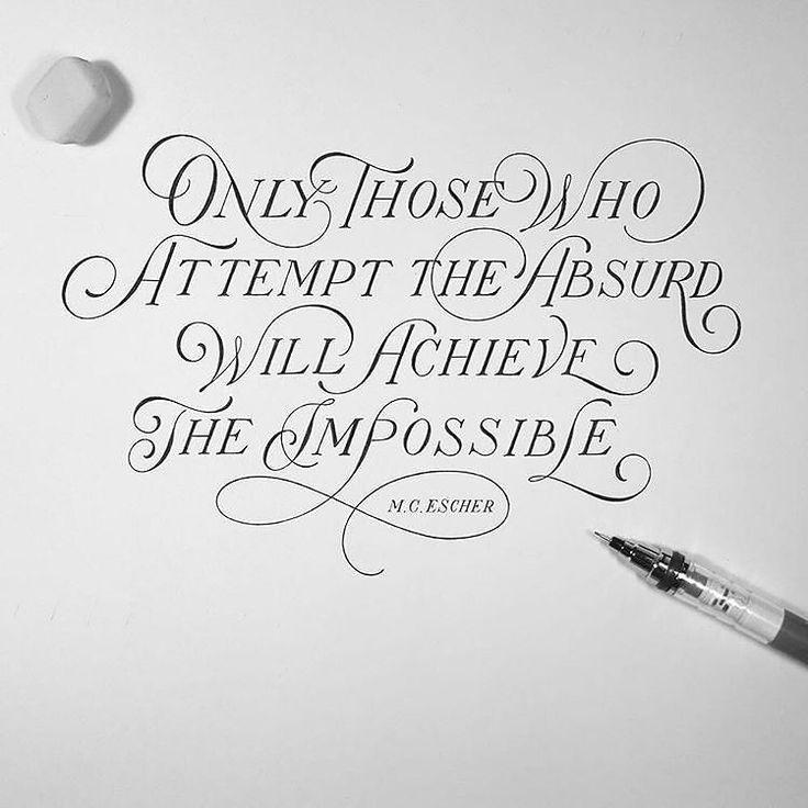 Beautiful letter forms. Type by @novia_jonatan - #typegang - typegang.com   typegang.com #typegang #typography