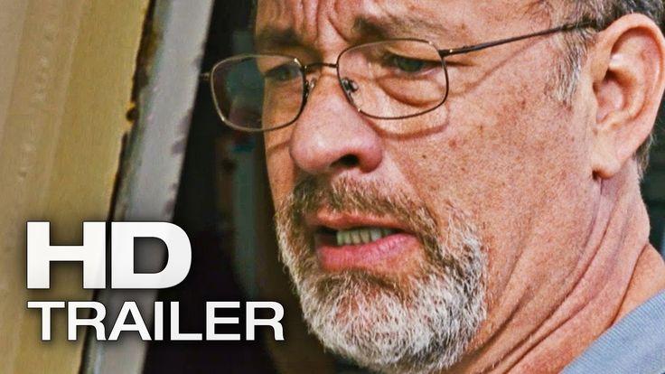CAPTAIN PHILLIPS Offizieller Trailer Deutsch German | 2013 Tom Hanks [HD]