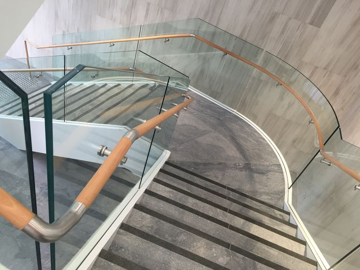 Thump X1 Series Frameless Glass Balustrade on Southpoint Building: Flight Centre AU HQ for Watpac