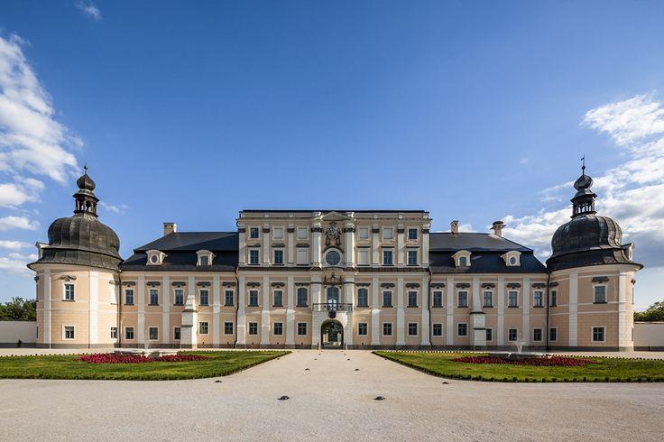 Az Edelényben található L'Huillier–Coburg Kastély Magyarország egyik legnagyobb és legjelentősebb barokk kastélya.