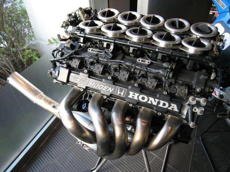 Honda Mugen V10!