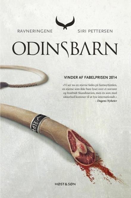 Odinsbarn (Ravneringene, nr. 1)  - Ravneringene 1  af Siri Pettersen (241,75)