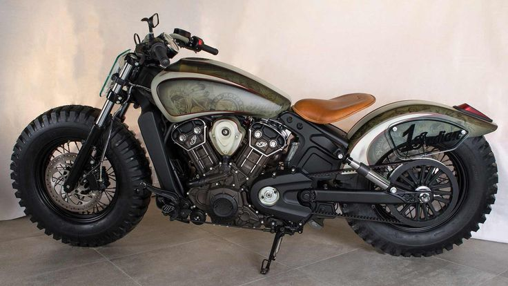Indian Motorcycles Custom contest. If you like this, click the link and vote for it