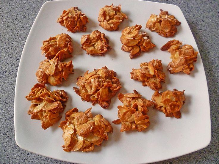 Cornflakes-Mandel-Kekse