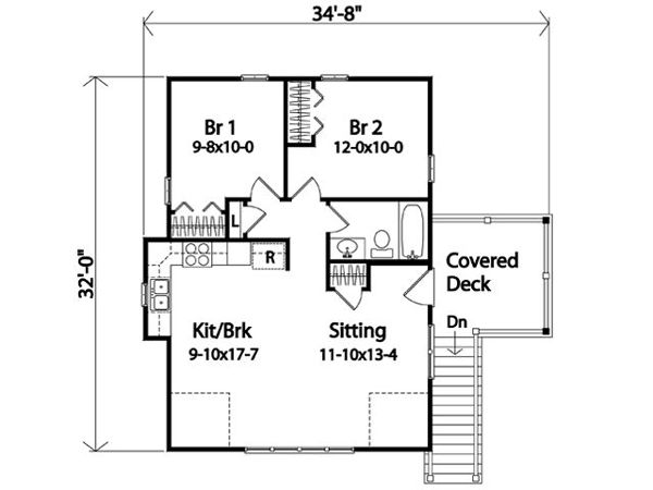 16 best images about 2 bedroom apartment house plans on for 2 bedroom apartment house plans