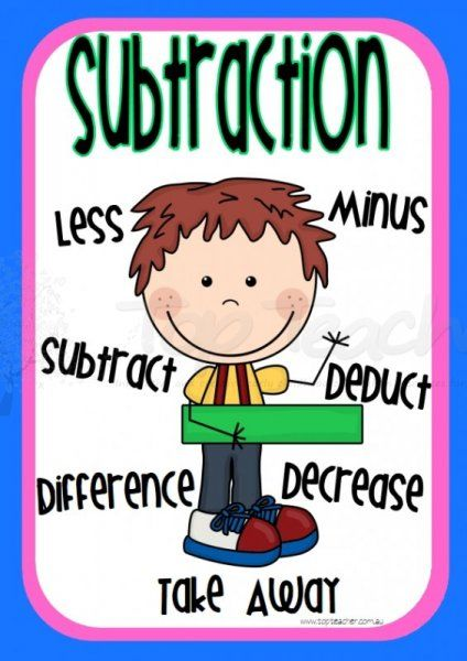 maths posters. Incorporate a language lesson - have ...