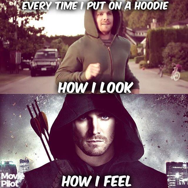 The world is always seems like a darker place. #Moviepilot #Arrow #StephenAmell…