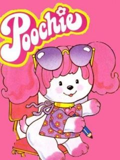 Poochie. It came to me in my sleep last night. An 80s toys I probably haven't even thought about since... well, the 80s.
