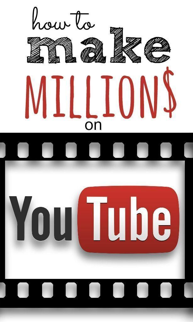 YouTube may be somewhere you go to watch videos of cats or babies laughing (just me?) but it's a serious business and there are people making millions of pounds with their uploaded videos.