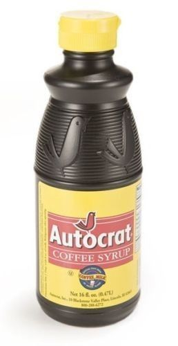 Autocrat Coffee Milk Caffeine