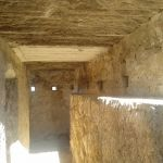 Interior de las Trincheras en Ruta de las Trincheras MonegrosTT
