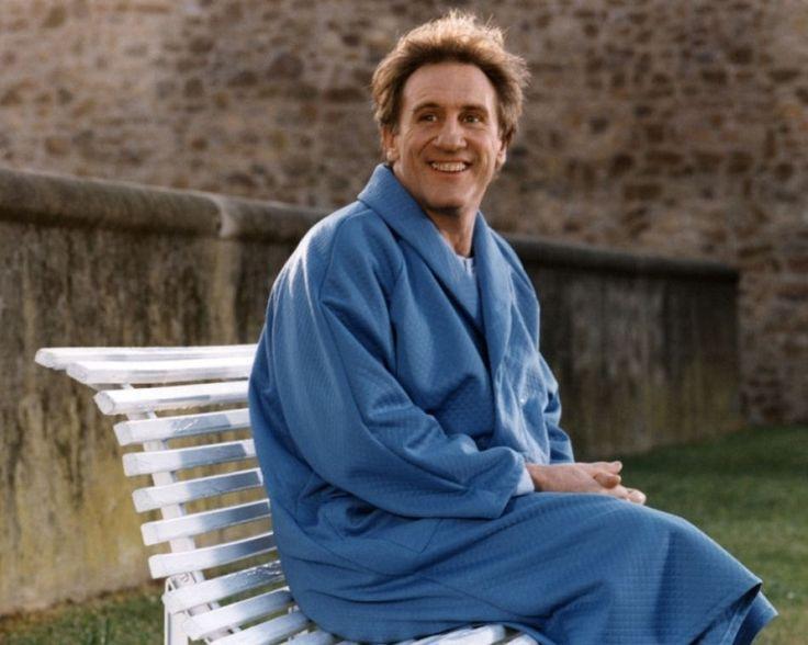 Gérard Depardieu in Tais-toi ! directed by Francis Veber, 2003