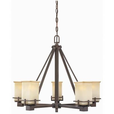 Hampton Bay   Oil Brushed Bronze Chandelier     Home Depot Canada. Find  This Pin And More On Dining Room Light Fixture ...