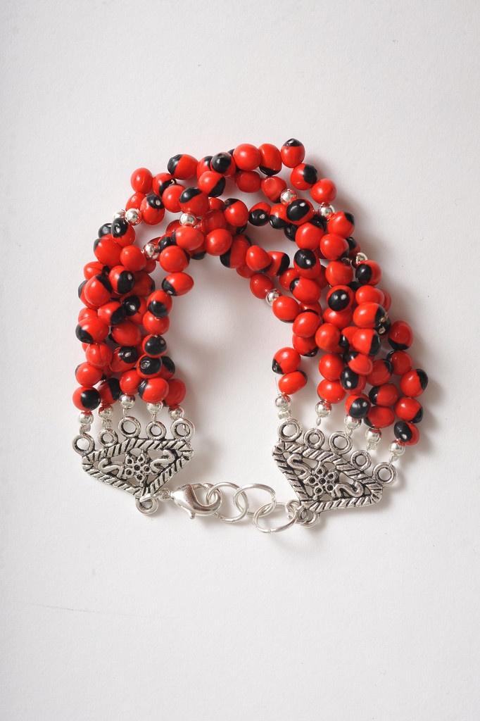 Multi Strand Sirari Bracelet - Amor y Esperanza, Bolivia - $20