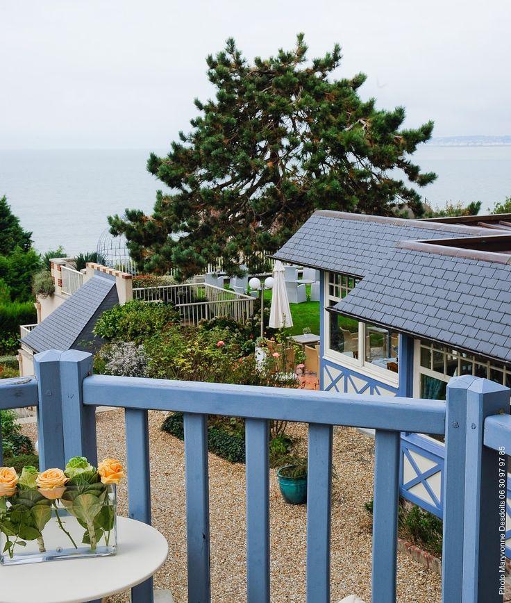 15 best Hôte Le Bellevue - Villerville - Normandie images on