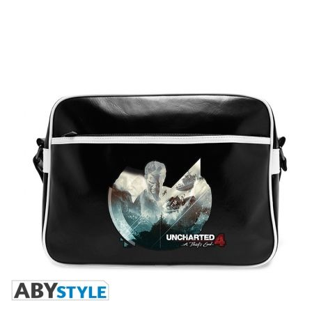 UNCHARTED Sac Besace Uncharted Adventure Vinyle