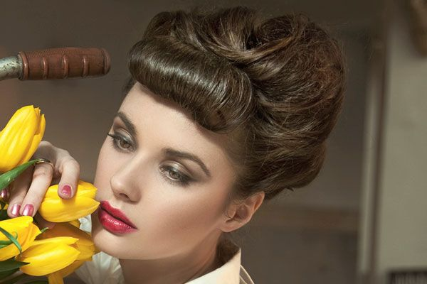 How-to: vintage hairstyles
