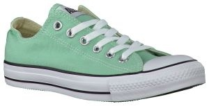 Groene Converse sneakers AS OX DAMES  I want this colour of shoes but i don't find them !! :-(