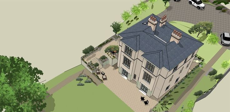 House Design Cork - Architectural Designs Cork, 3D House Design Cork | Linehan Construction