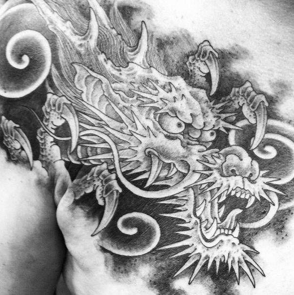Dragondraw 龍